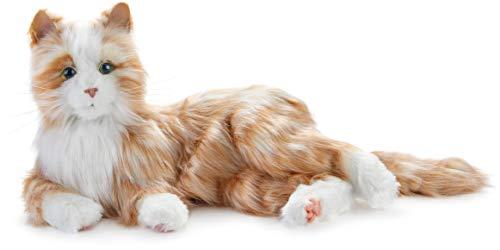 Joy For All Companion Pets, Orange Tabby Cat