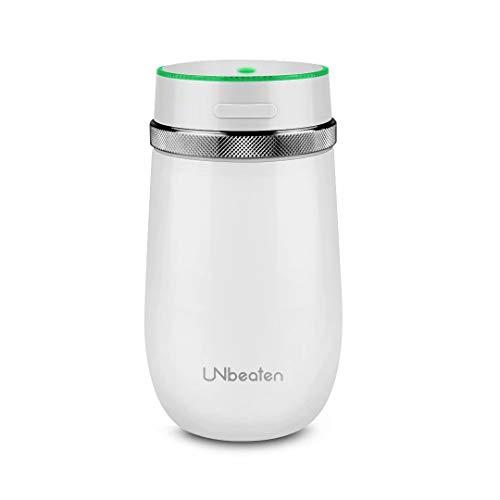 300ml Diffusoröle ätherisches Öl Diffusor Ultraschall-Luftbefeuchter mit wasserloser Abschaltautomatik, flüsterleisen und Nachtlicht für zu Hause Baby-Schlafzimmer-Büro, Luftreiniger - Nicht Drahtlos