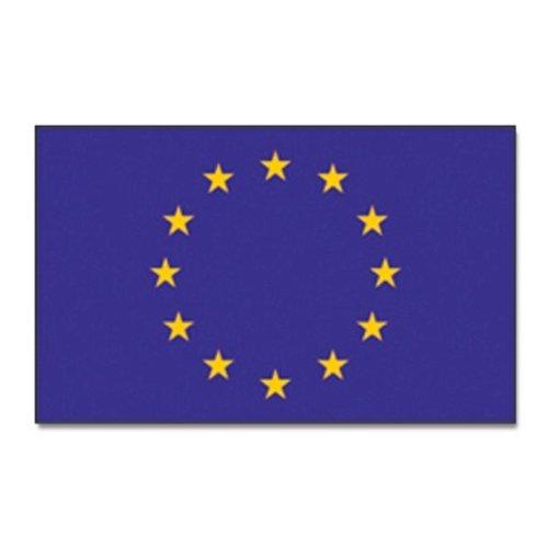 Flaggenking Fahnen/Flaggen, Europa 12 Sterne Neu, wetterfest, blau, 150x90x1 cm, 17030