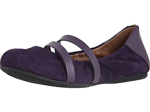 Top 10 best selling list for purple ballet flats womens shoes 7.5w