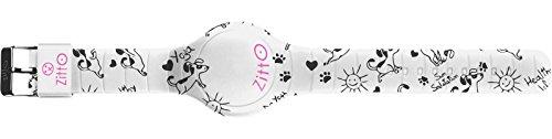 Zitto! Reloj de Chica in Silicone Colección Limited cod. FIDOSWAY-P