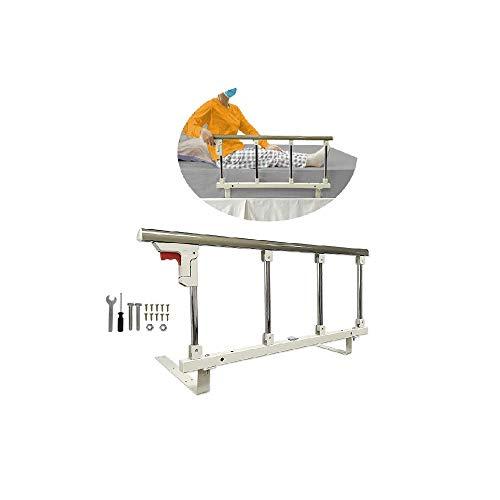 Barandillas de cama para ancianos Adultos Mayores Bastón de cama Mango de barra de ayuda Seguridad junto a la cama Barandillas de cama Dispositivos de asistencia de apoyo hospitalario