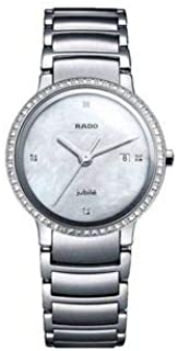 Rado Centrix Mother-of-Pearl Analog Watch for Women R30936903