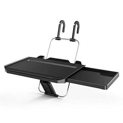 Mesa pequeña para coche, mesa de taladro trasero, mesa plegable para ordenador de mesa, mesa de estudio, mesa para ordenador portátil, soporte HH-1