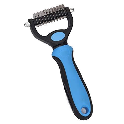 Fellpflege-Werkzeug zum Entfernen von Matten, Verfilzungen, Knoten, Haarausfall