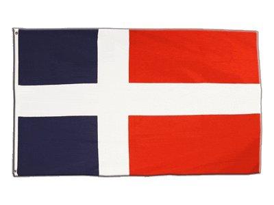 Flagge Deutschland Saarland Saarprotektorat 1947-1956 - 90 x 150 cm