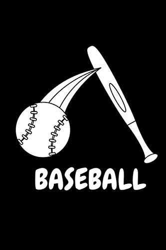 Baseball: Baseball lover Notebook for boys and girls. Cute Baseball lined Notebook for man, women and Kids. Birthday and Thanksgiving Gift For Baseball Lovers.