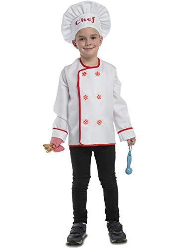 My Other Me Me-204131 Disfraz Yo quiero ser cocinero, 3-5 años (Viving Costumes 204131