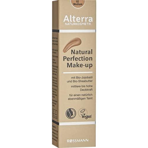 Alterra NATURKOSMETIK Natural Perfection Make Up 02 Medium 30 ml