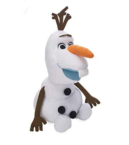 DS Details auf Disney Store Plüsch Olaf Grande Frozen 2 Das Original Segreto von Arendelle