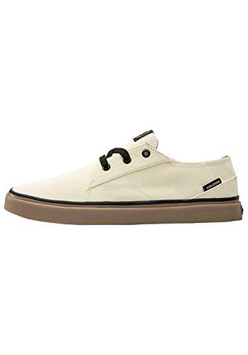 VOLCOM LO FI Shoe, Zapatillas para Hombre, Khaki, 43 EU