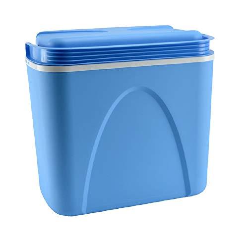 Edco Nevera portátil 24litros Bolsa Nevera Caliente Caja thermowelt Frigorífico Cooler Aislante Caja