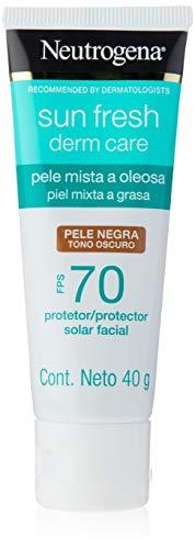 Neutrogena Sun Fresh Oily Skin Pele Negra Fps 70, Neutrogena