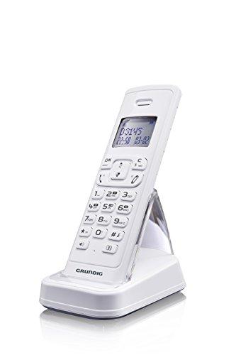 Grundig D3145 white Festnetztelefone mit Anrufbeantworter
