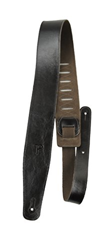 Perri's Leathers Ltd. - Guitar Strap - The Africa Collection - Black -...