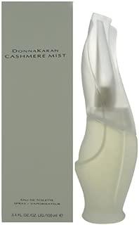 Cashmere Mist By Donna Karan For Women. Eau De Toilette Spray 3.4 Ounces