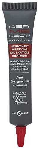 DERMELECT Rejuvenail Fortifying Nail & Cuticle Treatment (0.5 Ounce)