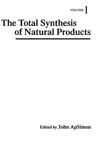 Total Synth Natural Products V 1 (Total Synthesis of Natural Products)