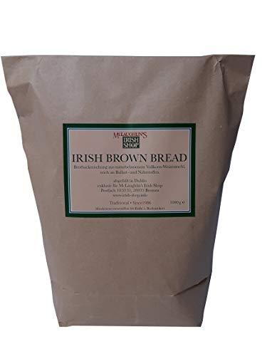 Irische Brown Bread Brot-Backmischung 1000g (auch für Scones)