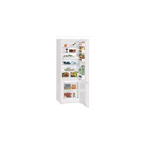 Liebherr CU281 frigorifero con congelatore Libera installazione Bianco 265 L A++