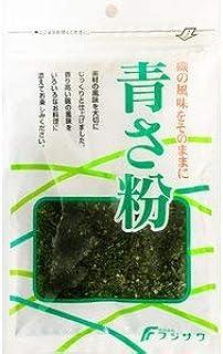 Dried Green Laver AONORI Aosako Seaweed Takoyaki Japanese Food - Unit product 25g (Pack of 6) - Product of Japan. Fast Shipping.