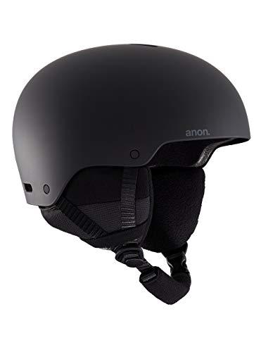 Anon Herren Raider 3 Snowboard Helm, Black, L