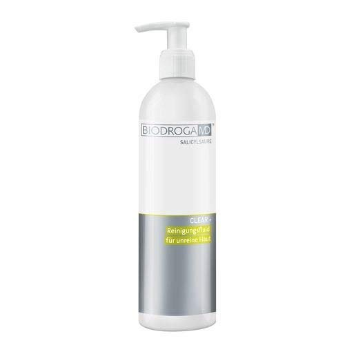 BiodrogaMD CLEAR+ Reinigungsfluid 190 ml