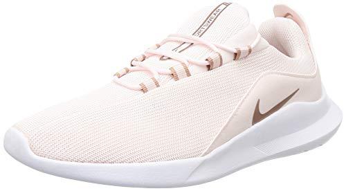 Nike Viale, Scarpe da Campo e da Pista Donna, Multicolore (Light Soft Pink/Mtlc Red Bronze-White 602), 36.5 EU