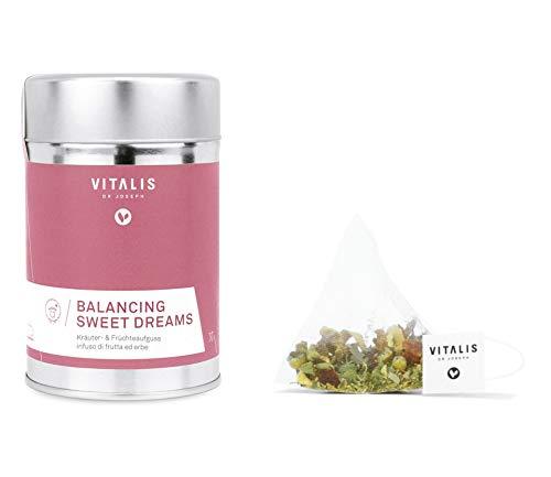 Vitalis - Kräutertee Balancing Sweet Dreams 36g - Tee von Vitalis Dr. Joseph, Menge:6 Stück