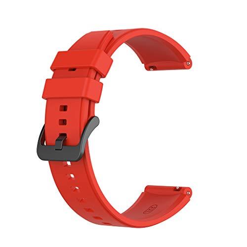Yoging - Correa de repuesto para reloj deportivo de 22 mm para reloj de pulsera Hua-wei-Watch Gt2 Pro