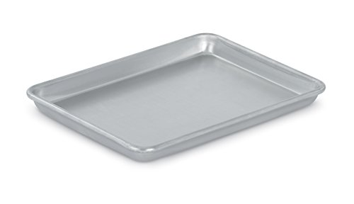 Vollrath 9-1/2' x 13' Quarter Size Sheet Pan - Wear-Ever Collection