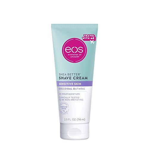 Eos Sensitive Skin Shave Cream, 7 Ounce