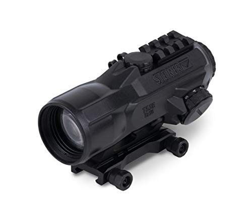 Best Price Steiner T536 Reticle Battle Sight Cal 7.62, Black, 8798-762