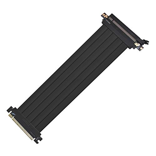 EZDIY-FAB New PCI Express 16x Flexibles Kabel Karten Verlängerung Port Adapter High Speed Riser Card-30cm Upgrade versie