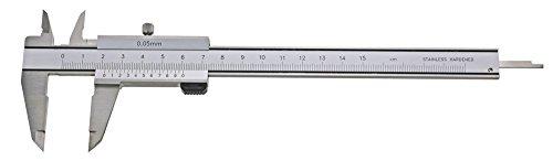 Messschieber, parallaxfrei, Messbereich 150 mm