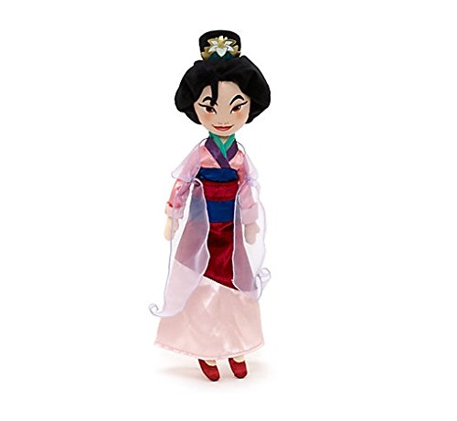 Mulan Muñeco de Peluche Oficial Disney de 51 cm