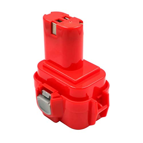 Mak 9.6V Batería 3AH Reemplazo Compatible con Mak:192595-8 192596-6 192534-A 192638-6 9120 9122 192697-A 193156-7 193977-7