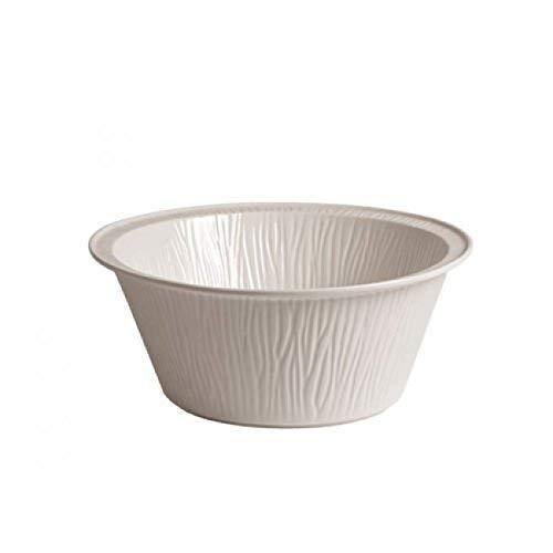 Saladier en porcelaine Ø 27,5 cm H.11,5
