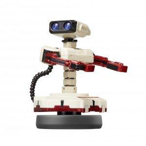 amiibo ロボット (大乱闘スマッシュブラザーズシリーズ) [Nintendo 3DS]