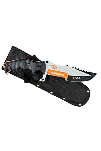 ARIKnives CSGO Huntsman Knife - Asiimov - Trainer CSGO Knife Skin Counter-Strike Trainingsmesser Übungsmesser Jagdmesser - Bundle