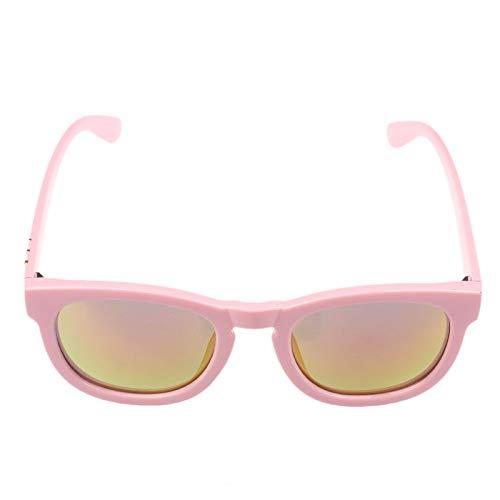 FRAUIT dames kleurfilm zonnebril Vintage Classic Color Glossy zonnebril met frame mode elegant vrije tijd vakantie toerisme brillen