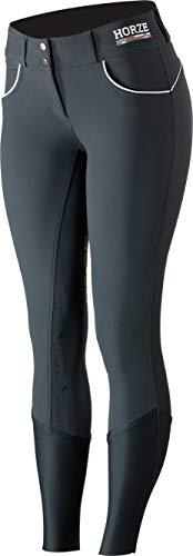 HORZE Pantalon d/équitation Taille Haute Tara Fond int/égral Silicone Femme