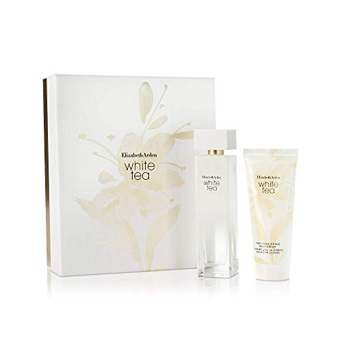 Elizabeth Arden White Tea Eau de Toilette Spray 2 Piece Set, Perfume for Women