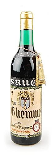 Wein 1961 Ghemme Agostino Bruggo