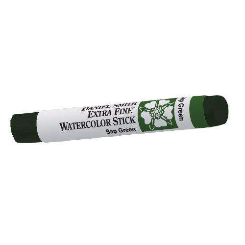 DANIEL SMITH Extra Fine Watercolor Stick 12ml Paint Tube, Sap Green