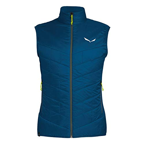 Salewa ORTLES Hybrid AWR M VST Homme, Poseidon/3860, FR (Taille Fabricant : 44/XS)