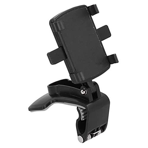 Dashboard Telefoonhouder, 360° Rotatie Milieuvriendelijke telefoonhouder Handig met gesp voor mobiele telefoon