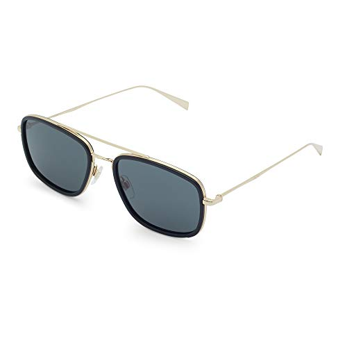 LEVI'S EYEWEAR LV 5003/S Gafas, Black, 56 para Hombre