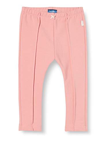 Sanetta Baby-Mädchen Melon Modische Sweat-Leggings zurückhaltendem Blau Kidswear, rosa, 068