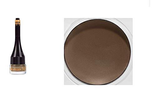 Terra Naturi Naturkosmetik Limited Edition Oriental Nights Eyebrow Pomade Nr. 02 Brunette Inhalt: 2ml Augenbrauenpomade